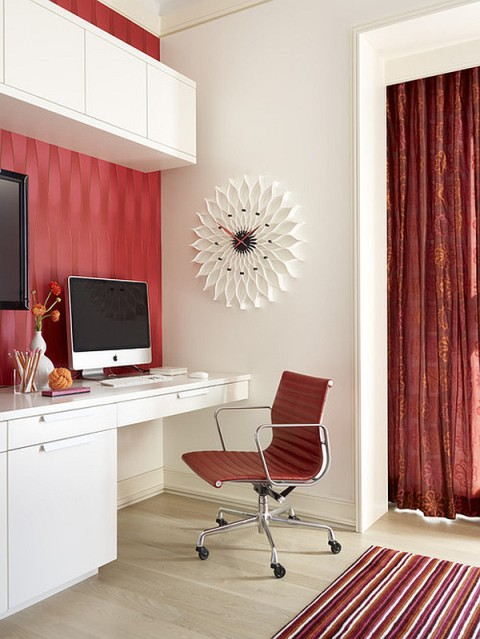 Gorgeous Office Designs For Ladies