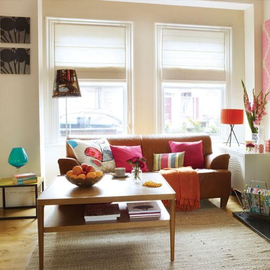 Modern Wooden Living Room Designs