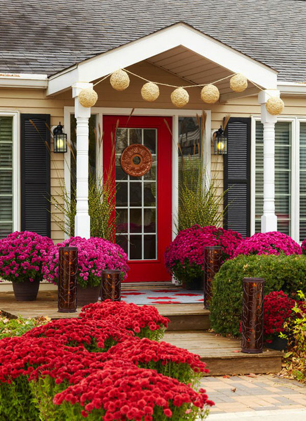 Styles To Decorate Outdoors Uniquely