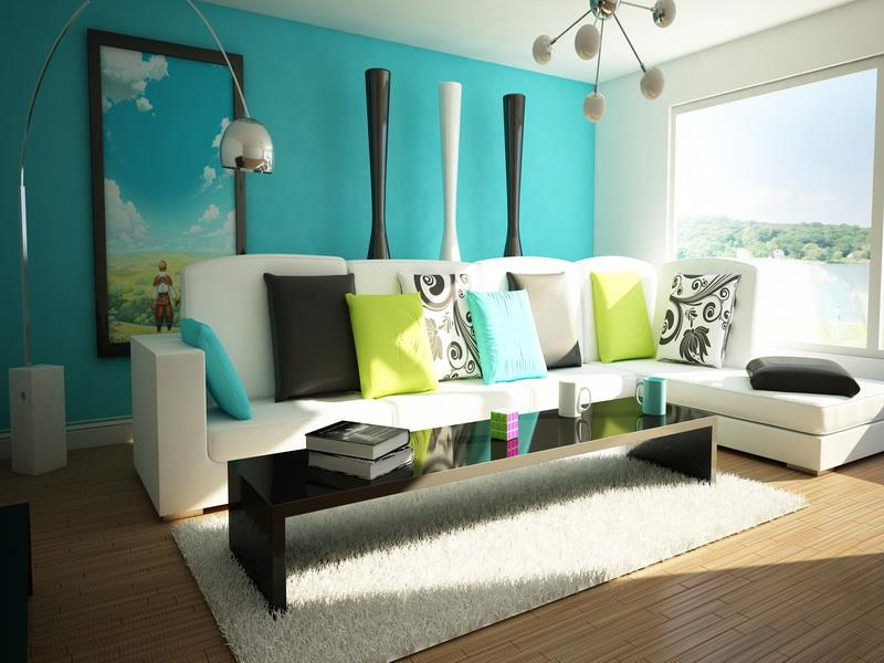nice colors for living room