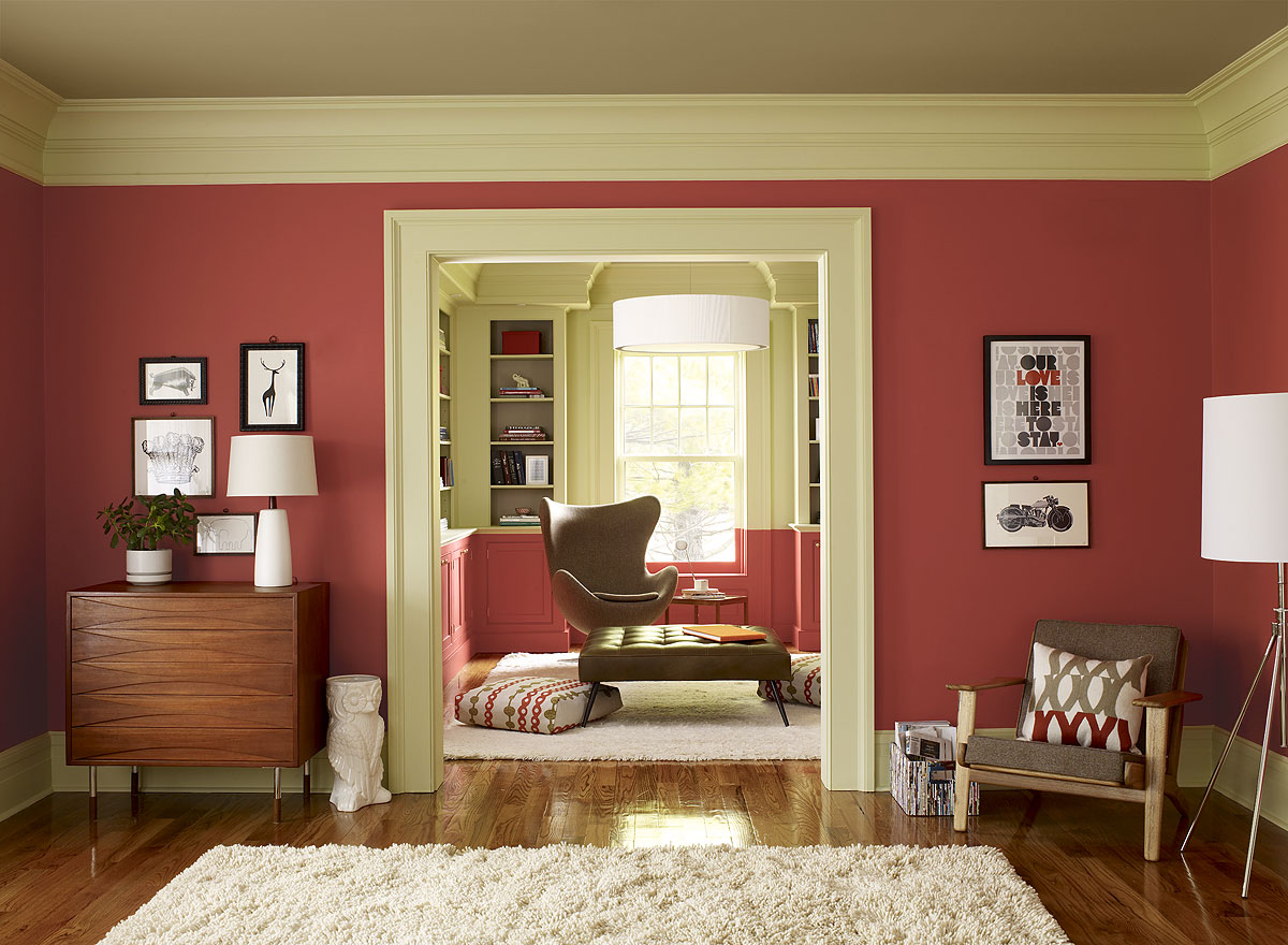 Living room color schemes – Modern Architecture Concept