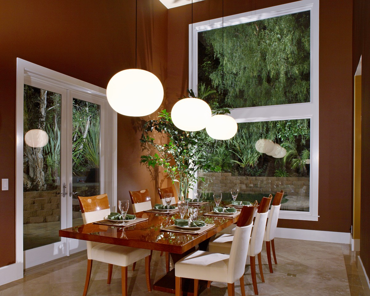 Dining room designs modern architecture concept for Modern dining room interior design