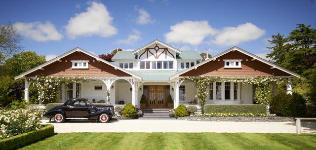Amazing House in New Zealand