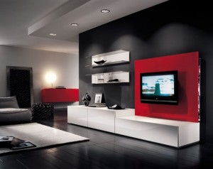 TV Decoration