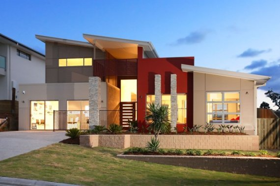 Contemporary house designs modern architecture concept for Modern house website