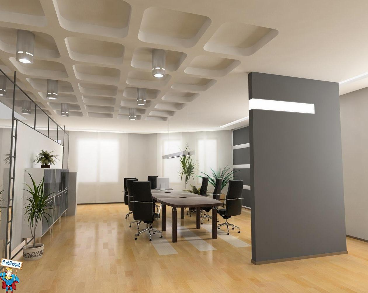 Decorate your offices with classical ideas modern for Best modern office interior
