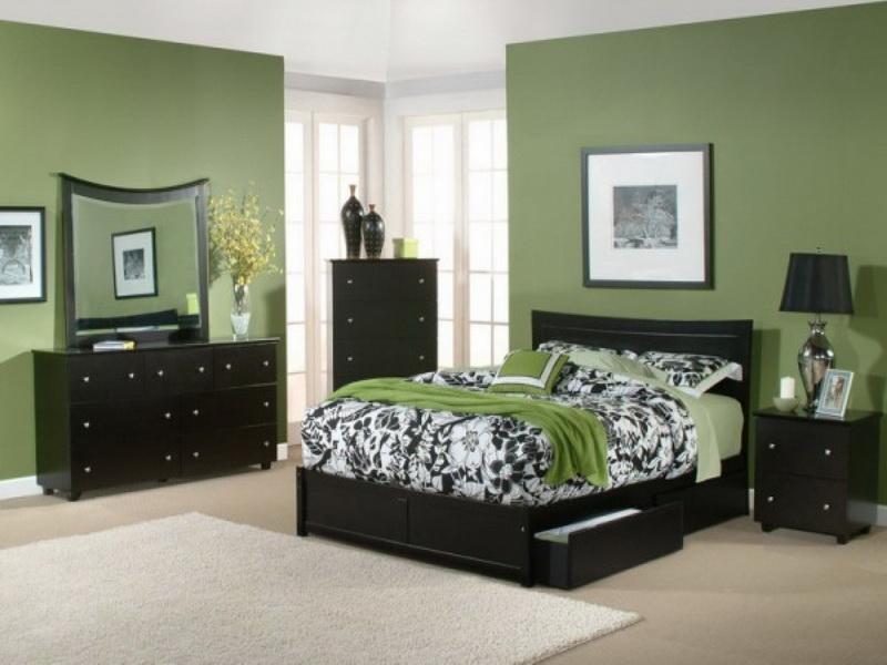 relaxing bedroom interior styles