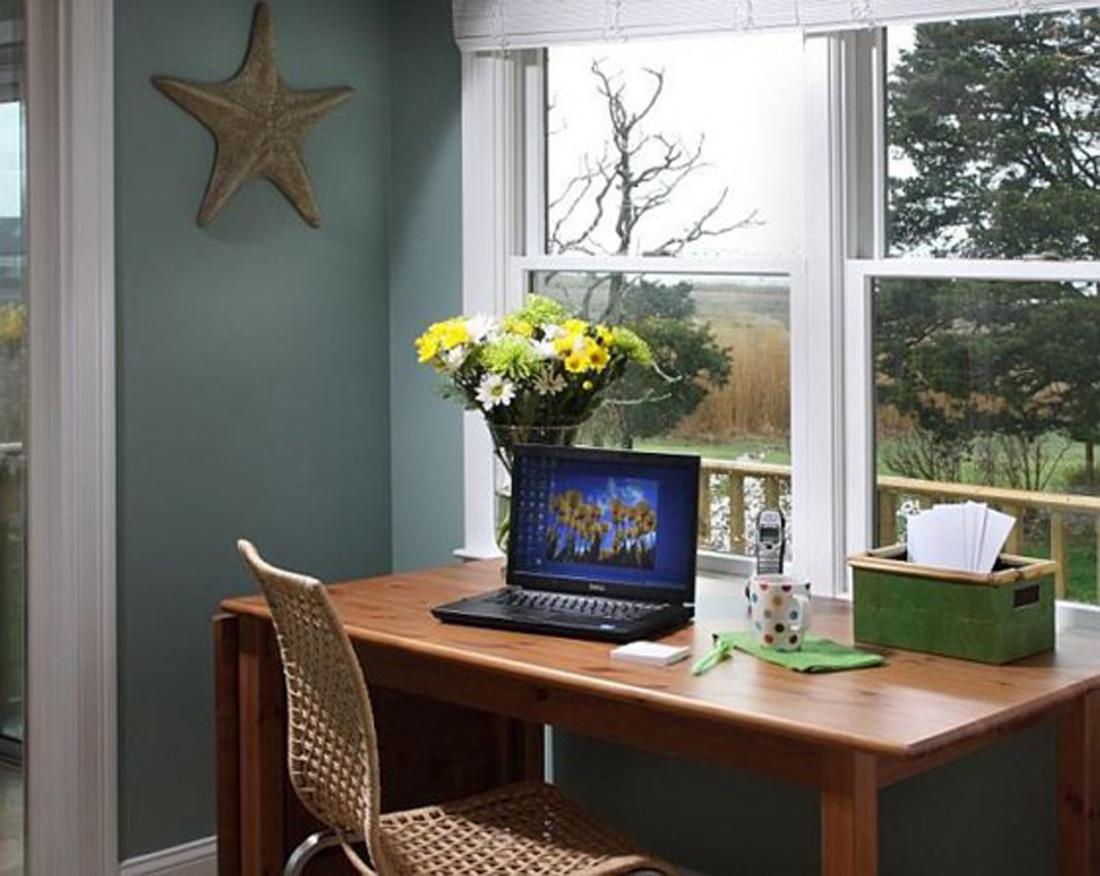 Decorate your offices with classical ideas modern for How to decorate home office