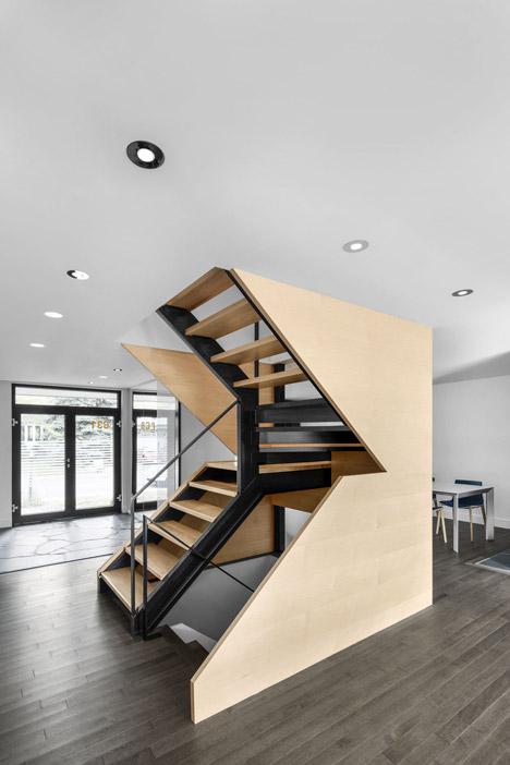 interior architecture by Naturehumaine