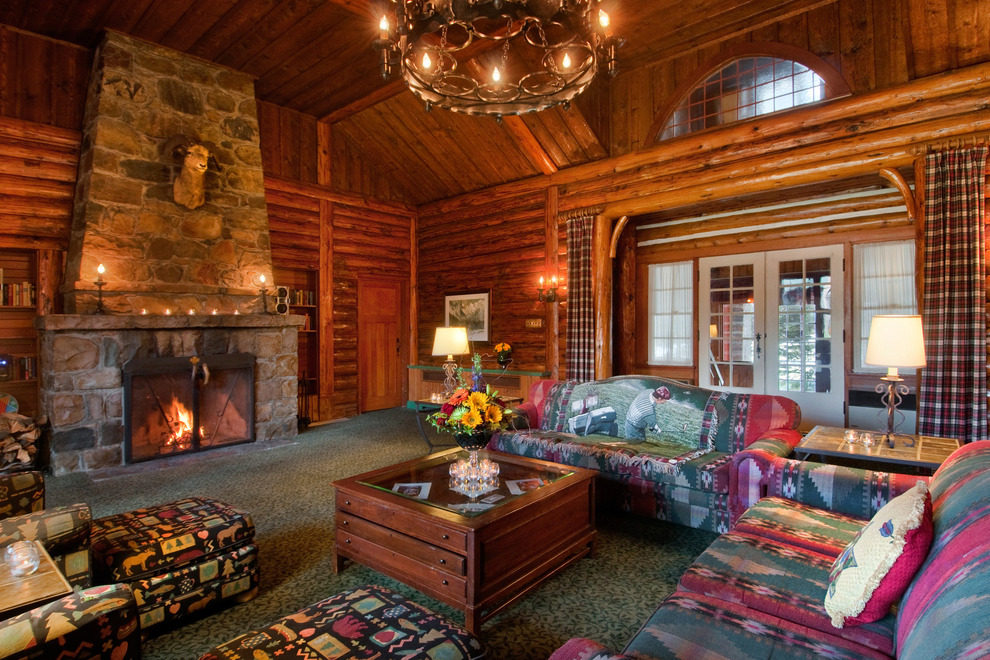 The best Cozy winter lodges
