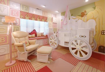 How The Baby's Room Should Be Arranged