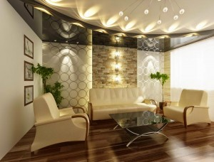 Двухуровневые потолки фото дизайн