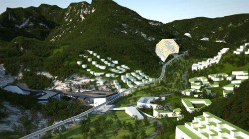 The Mentogou – A  revolutionary Gemstone Eco Valley in China