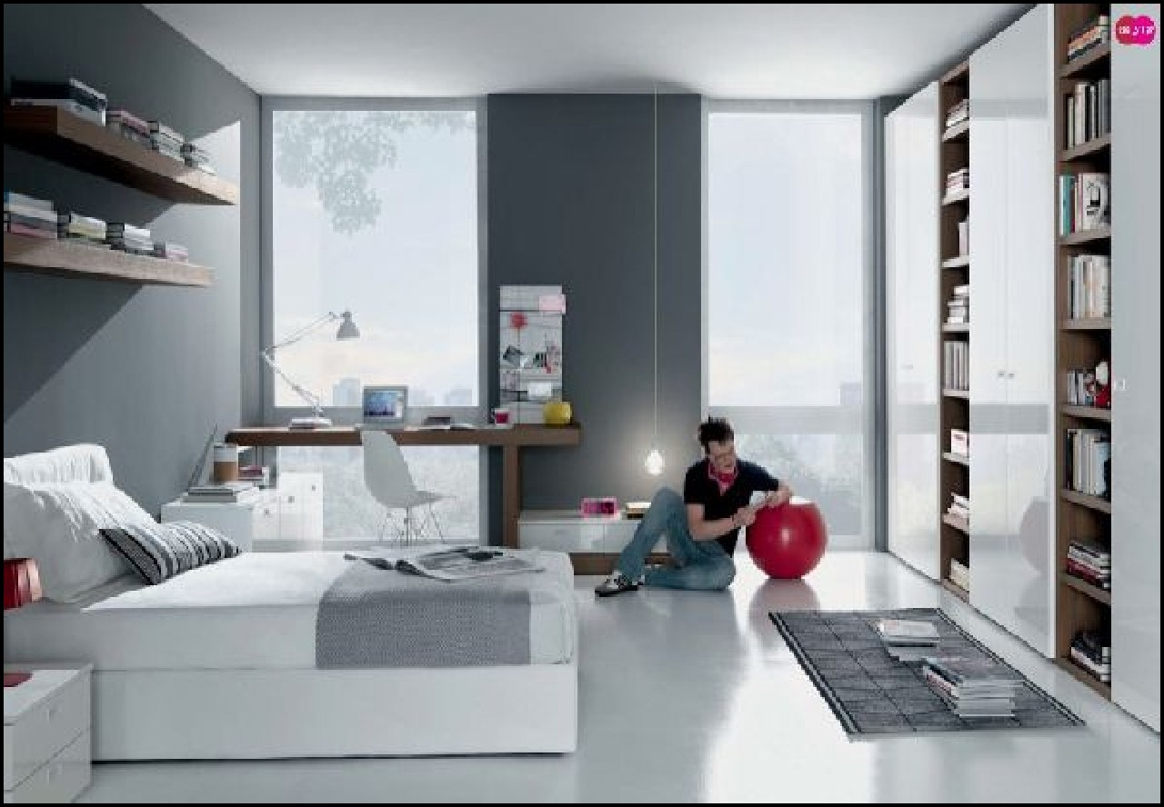 Majestic Teenage Bedroom Ideas Modern Architecture Concept