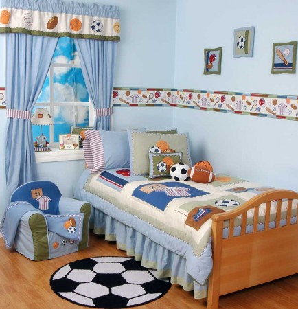 How to Decorate Your Home with Kids
