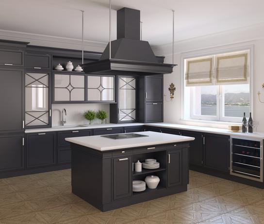 Most Innovative Open Kitchen Design Ideas