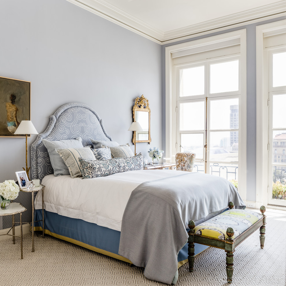 7 easy ways to keep your bedroom clean for good modern for French blue bedroom design