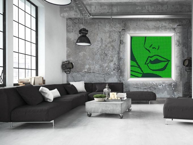 Pop Inspired Artwork