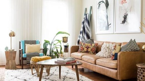 How to Make Your Living Room More 'Green'