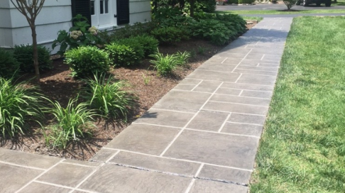 How to Care for Stamped Concrete Pool Deck