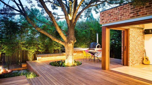 Create Interesting Garden Designs Using Composite Decking