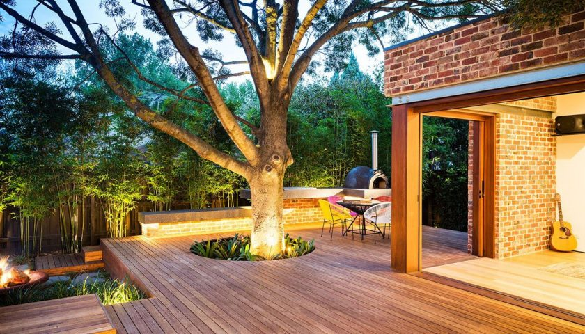 Create Interesting Garden Designs Using Composite Decking