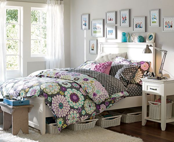 15 Dreamy Bed room Designs For Teens Girls