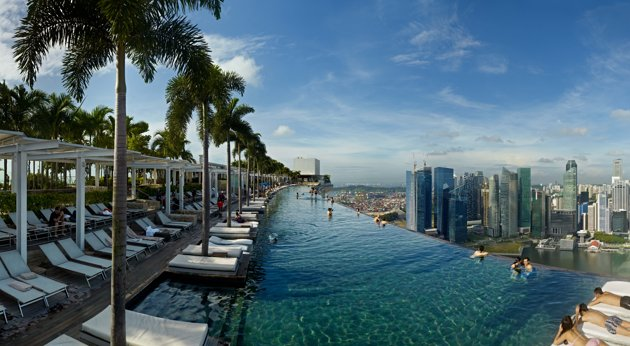 Jaw-Dropping Swimming Pools