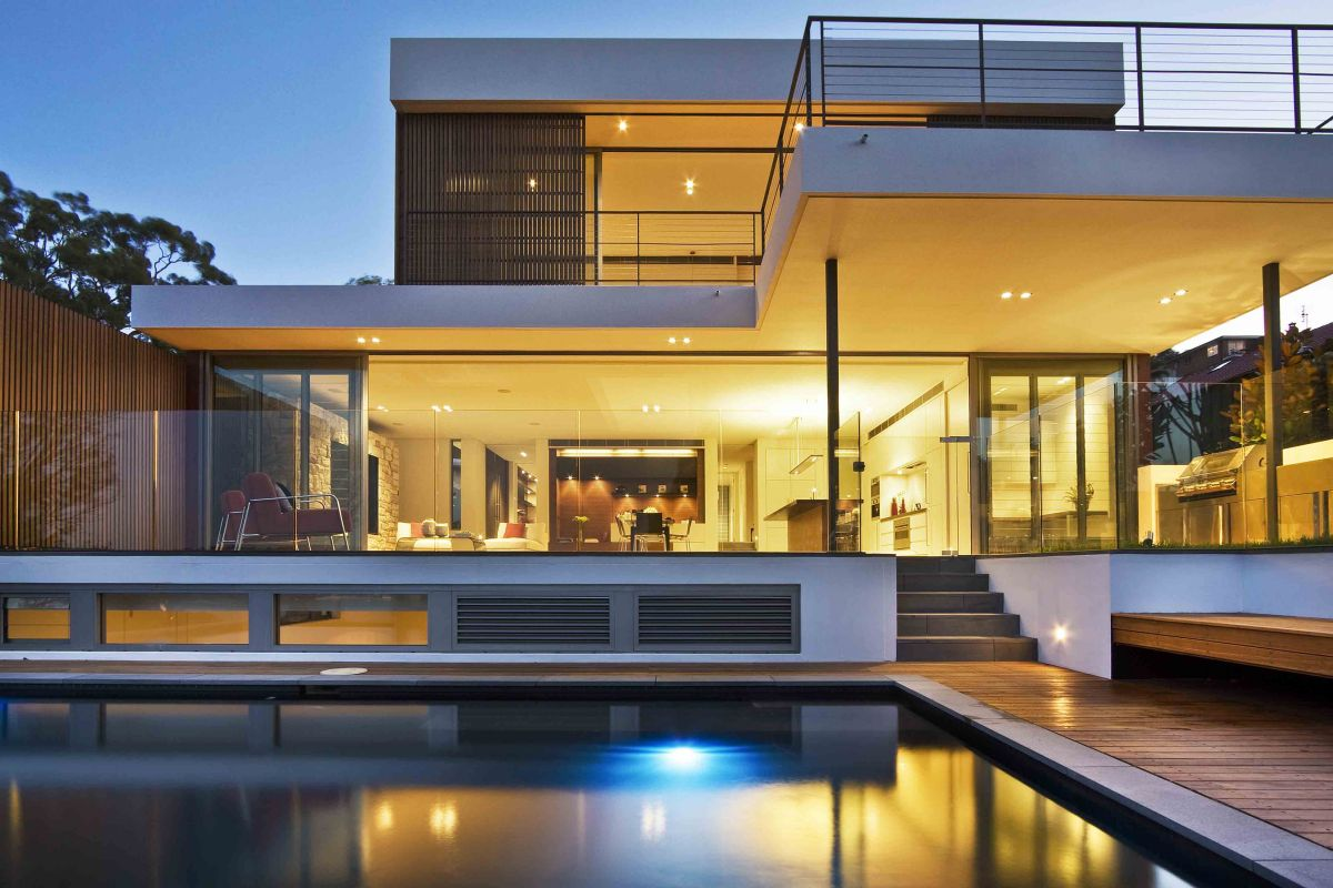 Contemporary House Designs – Modern Architecture Concept