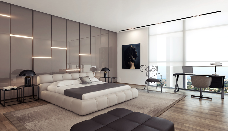 Contemporary Bedroom Styles