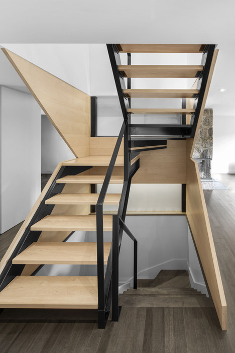 interior architecture by Naturehumaine