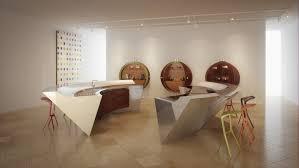Spherical shape drink cabinet
