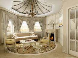 High ceilings in home decoration5