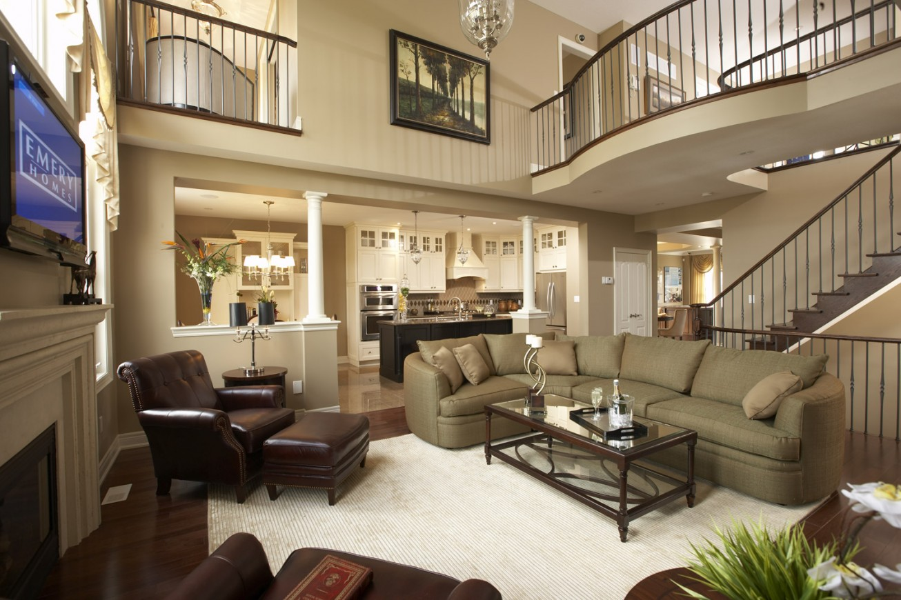 living room with high ceiling designs | centerfieldbar
