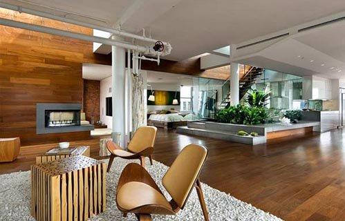 Eco-Friendly Home Environment