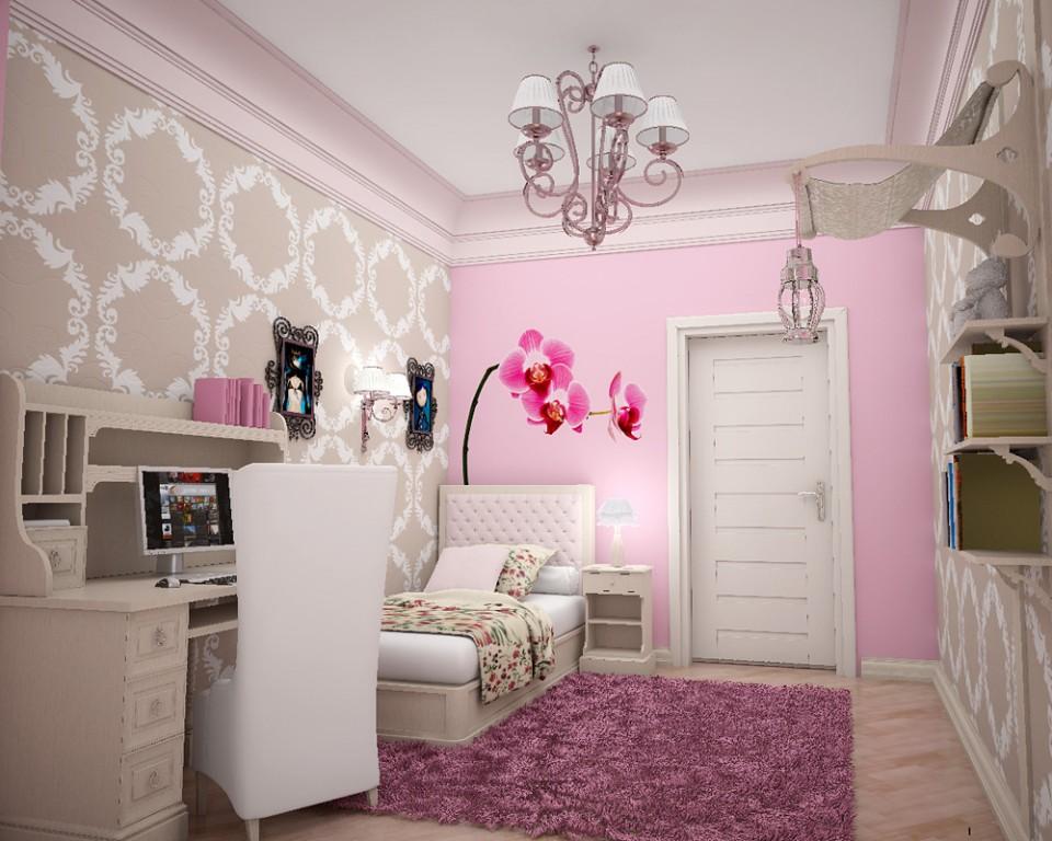 Majestic Teenage Bedroom Ideas