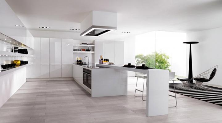 Most Innovative Open Kitchen Design
