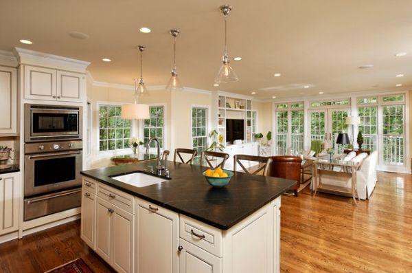 Most Innovative Open Kitchen Design Ideas
