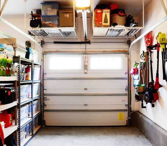 Organize and Declutter Your Garage + Make Some Money too!