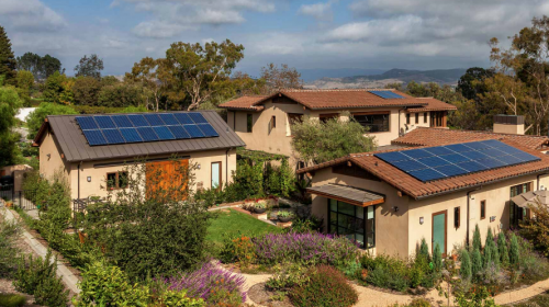 Solar Energy Was Big In 2017