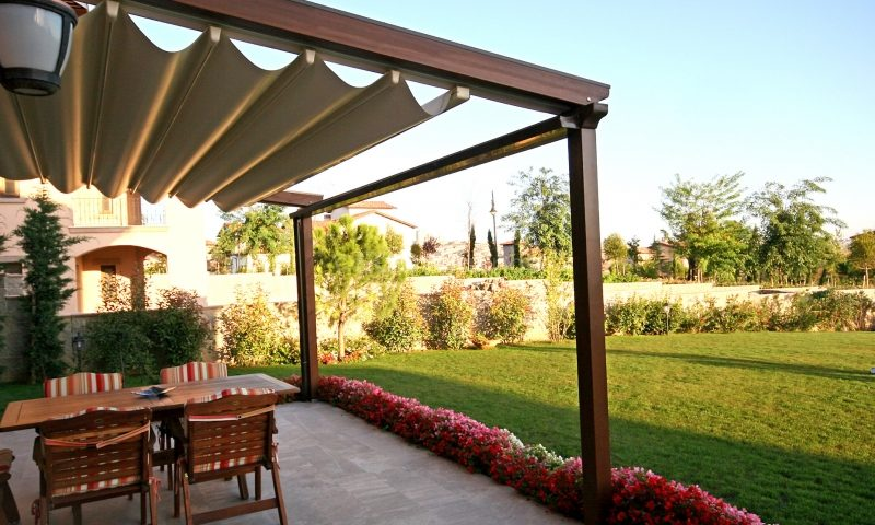 Retractable Roofing System – The Ultimate Shading Solution