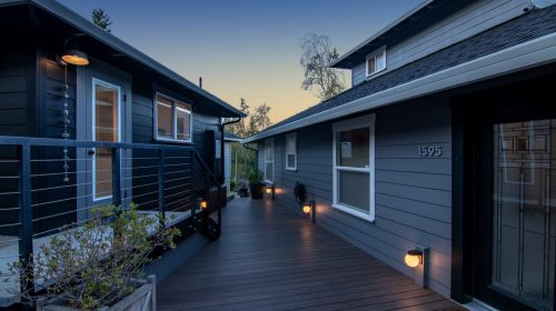 Is Grey Composite Decking a Good Choice for Contemporary Gardens?